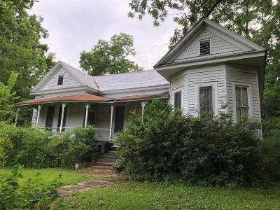 Prattville Single Family Home For Sale: 409 Martin Luther King Drive