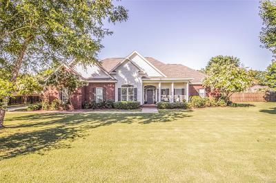 Prattville Single Family Home For Sale: 2306 Wynoaks Drive