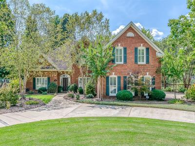 Montgomery Single Family Home For Sale: 8236 Marsh Pointe Drive
