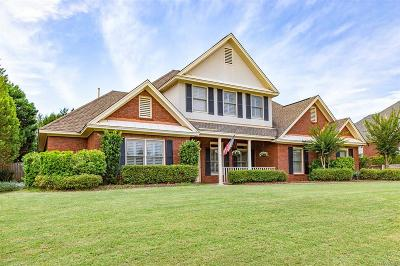 Montgomery Single Family Home For Sale: 384 Holly Brook Drive