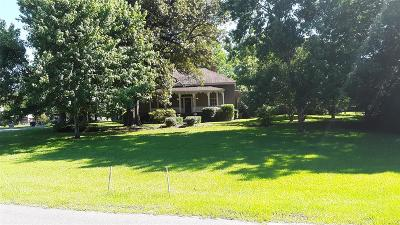 Deatsville Single Family Home For Sale: 71 Railroad Street