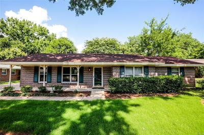 Montgomery Single Family Home For Sale: 661 Sandhurst Drive