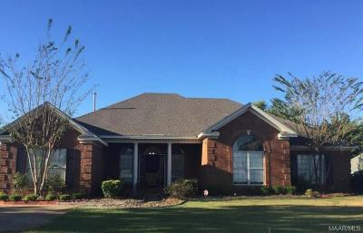 Montgomery Single Family Home For Sale: 7933 Norris Farms Road