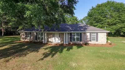 Wetumpka Single Family Home For Sale: 5970 Grier Road