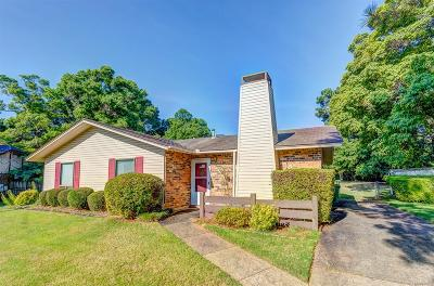 Montgomery AL Single Family Home For Sale: $75,900