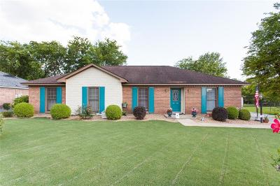 Montgomery Single Family Home For Sale: 4430 Clemice Lane