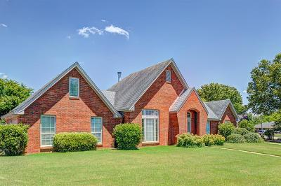 Montgomery Single Family Home For Sale: 2237 Cannonball Drive