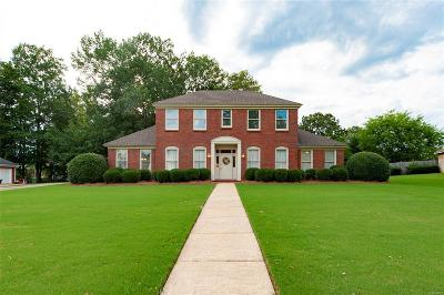 Montgomery Single Family Home For Sale: 8118 Lichfield Court