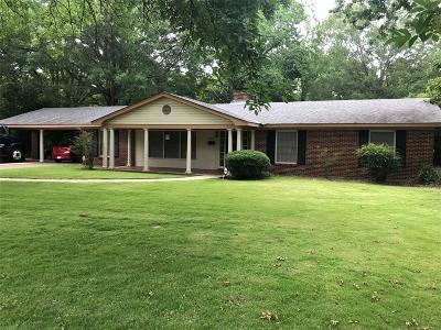 Montgomery AL Single Family Home For Sale: $79,000