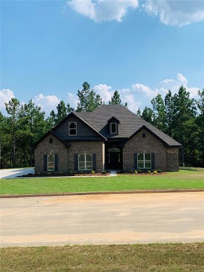 Wetumpka Single Family Home For Sale: 1048 Brookwood Drive