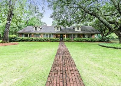 Montgomery Single Family Home For Sale: 3402 Boxwood Drive