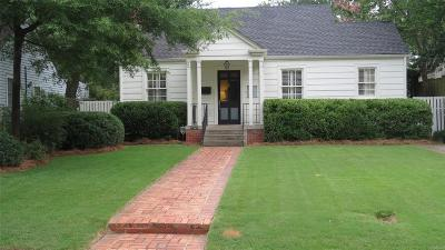 Montgomery Single Family Home For Sale: 1909 Graham Street