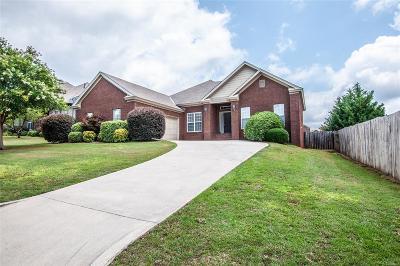 Prattville Single Family Home For Sale: 2152 Chancellor Ridge Road