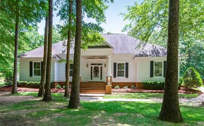 Wetumpka Single Family Home For Sale: 400 River Ridge Road