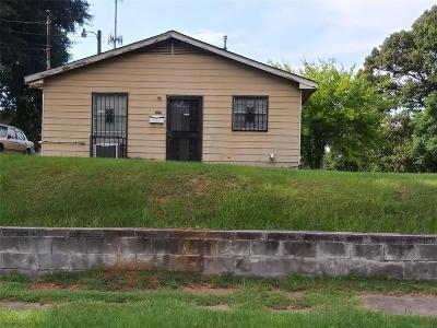 Montgomery Single Family Home For Sale: 800 Robinson Street