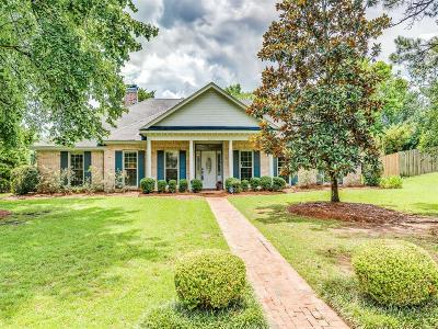 Montgomery Single Family Home For Sale: 2576 Aimee Drive