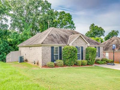 Prattville Single Family Home For Sale: 1985 Regent Road
