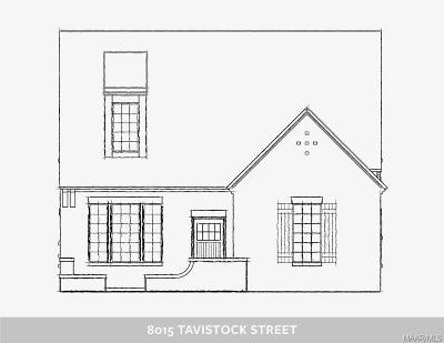 Montgomery Single Family Home For Sale: 8015 Tavistock Street