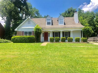 Montgomery Single Family Home For Sale: 1925 Woodmere Loop