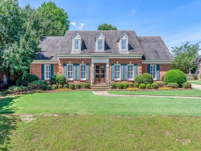 Montgomery Single Family Home For Sale: 3726 Llyde Lane