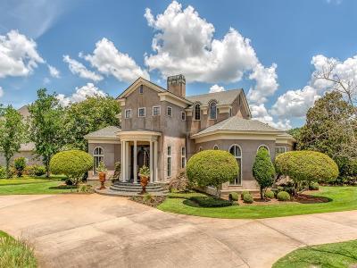 Montgomery Single Family Home For Sale: 7641 Lakeridge Drive