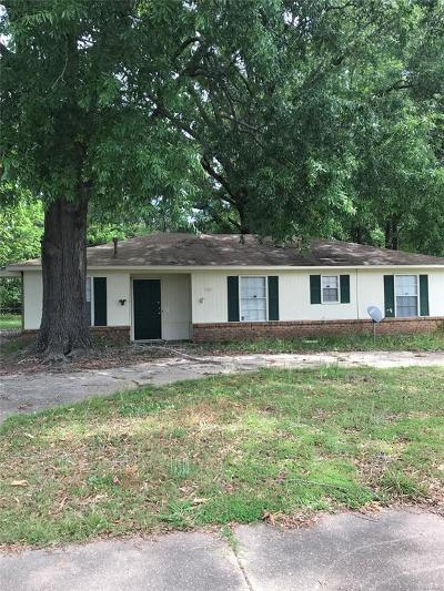 Montgomery Single Family Home For Sale: 3855 Woodley Road