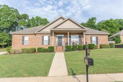 Prattville Single Family Home For Sale: 803 Dunvegan Drive