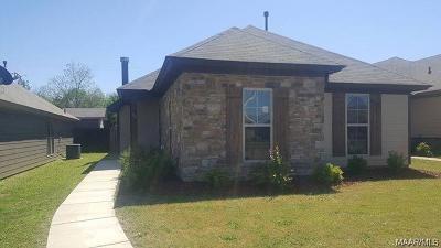 Deatsville Single Family Home For Sale: 85 Laurel Place