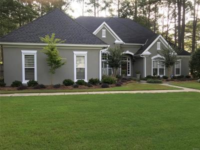 Montgomery Single Family Home For Sale: 7341 Wynlakes Boulevard