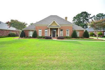 Montgomery Single Family Home For Sale: 9323 Preston Place