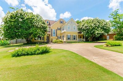Montgomery Single Family Home For Sale: 3668 Wiley Road