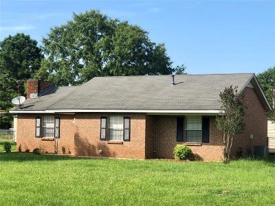 Millbrook Single Family Home For Sale: 1590 Deatsville Highway