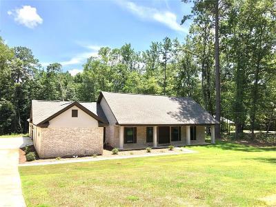 Wetumpka Single Family Home For Sale: 338 Harrogate Springs Road