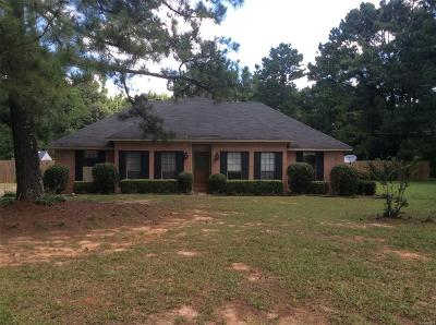 Prattville Single Family Home For Sale: 432 County Rd 41 Road