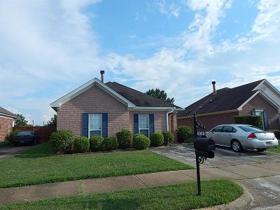 Montgomery Single Family Home For Sale: 6900 Sandfield Drive