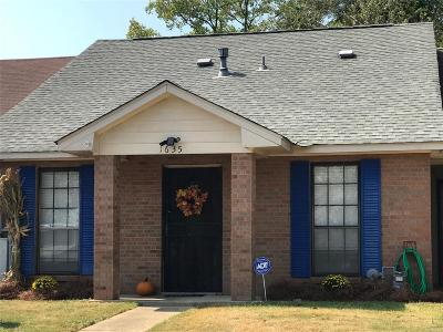 Montgomery Single Family Home For Sale: 1635 Coliseum Boulevard