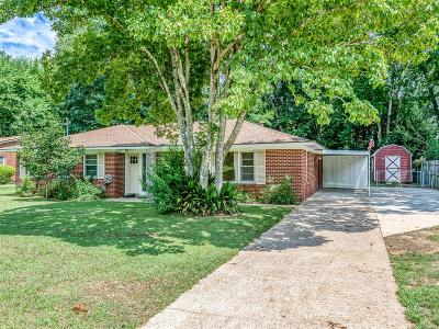 Montgomery Single Family Home For Sale: 2777 Montrose Avenue