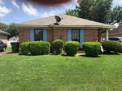 Montgomery Single Family Home For Sale: 2818 Country Court