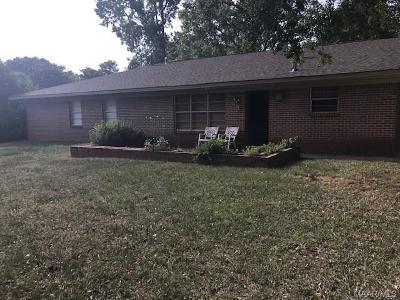 Prattville Single Family Home For Sale: 1262 Plum Street