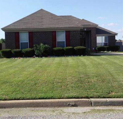 Montgomery Single Family Home For Sale: 8017 Copperfield Drive