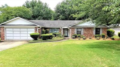 Montgomery Single Family Home For Sale: 2524 Capstone Drive