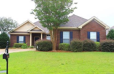 Montgomery Single Family Home For Sale: 1315 Hallwood Lane