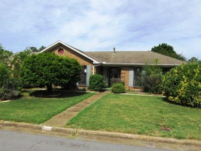 Montgomery Single Family Home For Sale: 309 Ware Hill Court