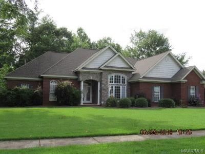 Prattville Single Family Home For Sale: 803 Hearthstone Drive