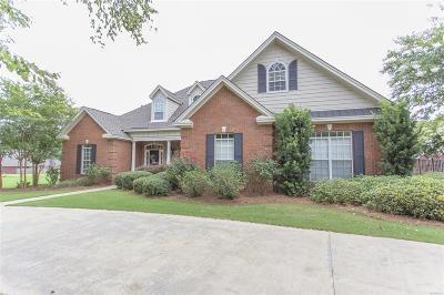 Prattville Single Family Home For Sale: 2308 Wynoaks Drive
