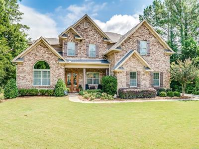 Montgomery Single Family Home For Sale: 8543 Twin Gables Drive