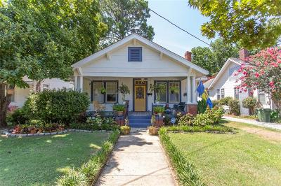 Montgomery Single Family Home For Sale: 2122 St Charles Street