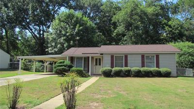 Montgomery Single Family Home For Sale: 3657 Farwood Drive