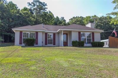 Wetumpka Single Family Home For Sale: 205 Willow Springs Road