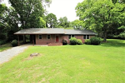 Wetumpka Single Family Home For Sale: 10704 Highway 231 Highway